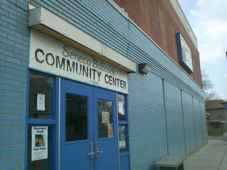Seneca Babcock Community Center Bringing Back Buffalo